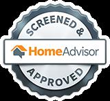 Screened & Approved Home Advisor Logo