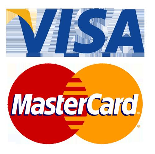 Visa & Master Card Logo
